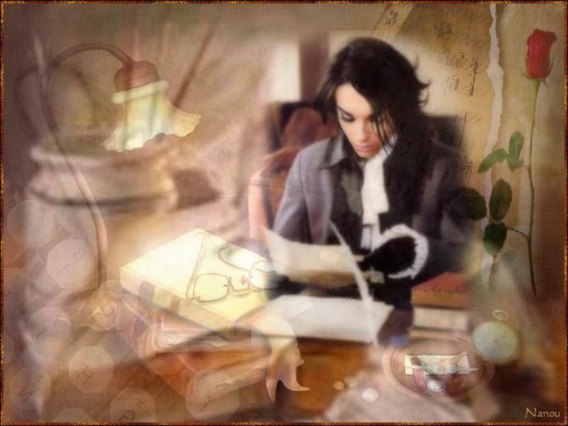 L'écritoire au calame