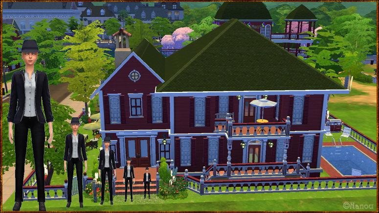 Histoires de Sims